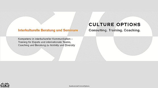 CULTURE OPTIONS Vorstellung